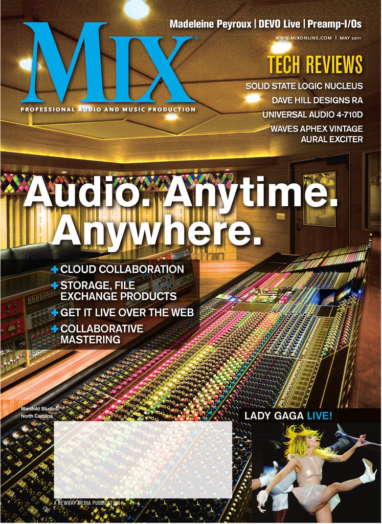 MIX - May - 2011 - AUDIO - Anytime, Anywhere