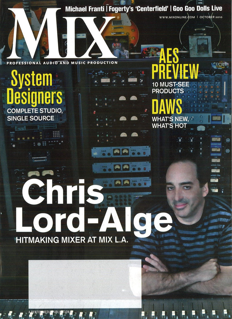 MIX - Oct - 2010 Chris Lord-Alge