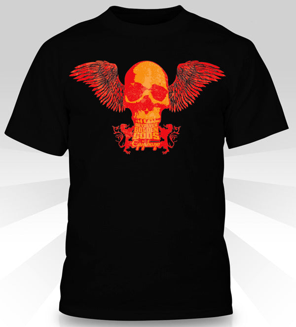 Revolver T-Shirt - Golden Gods