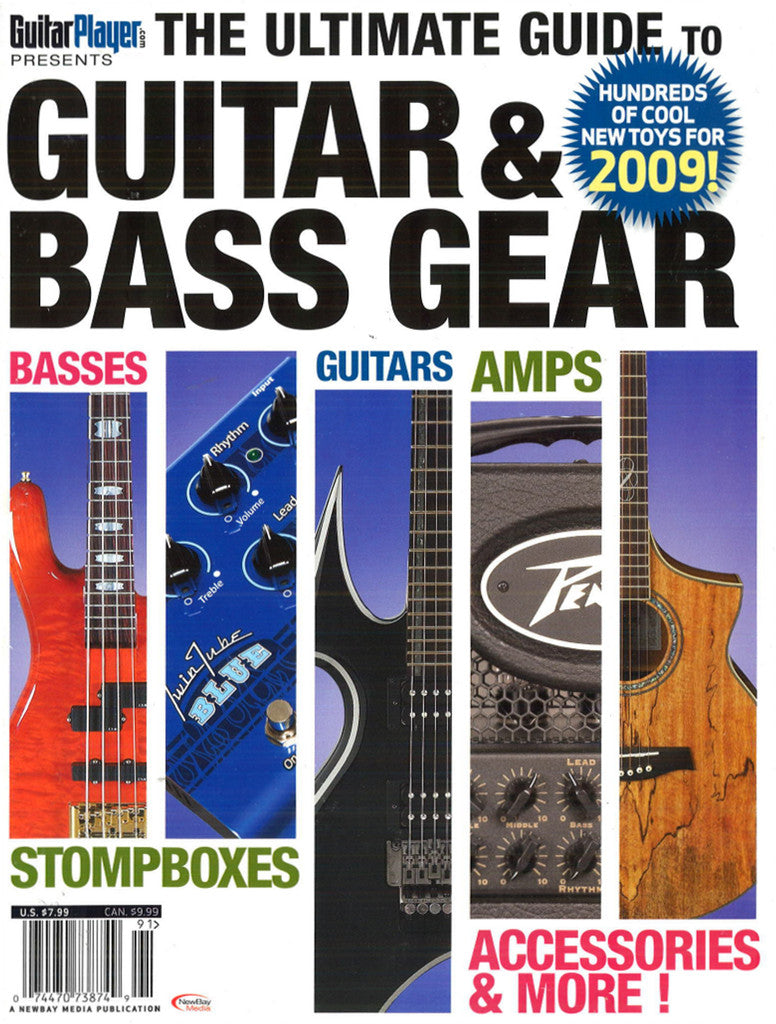 Guitar Player Ultimate Guide to Guitar & Bass Gear 2009