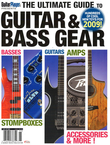 Guitar Player Ultimate Guide to Guitar & Bass Gear 2009 - NewBay Media Online Store
