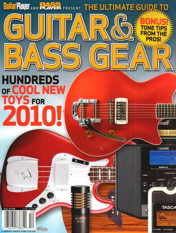 Guitar Player Ultimate Guide to Guitar & Bass Gear - Special 2010 - NewBay Media Online Store