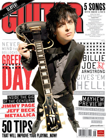 Guitar World - Aug-09 - Green Day