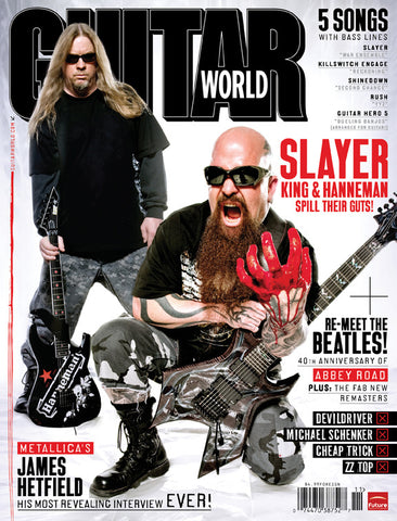 Guitar World - Nov-09 - Slayer