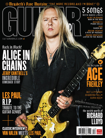 Guitar World - Dec-09 - Jerry Cantrell