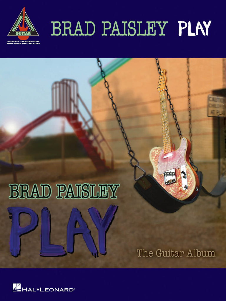 Brad Paisley - Play:  The Guitar Album - NewBay Media Online Store