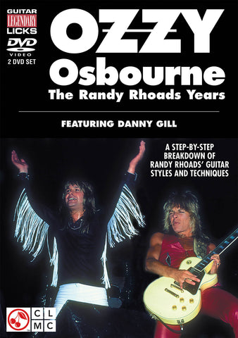 Ozzy Osbourne – The Randy Rhoads Years