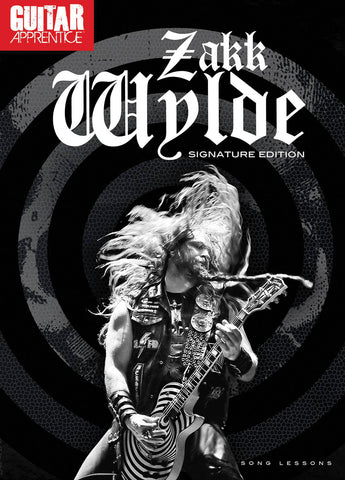 Zakk Wylde - Signature Edition