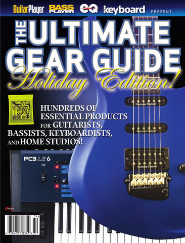 Holiday Ultimate Gear Guide - 2010