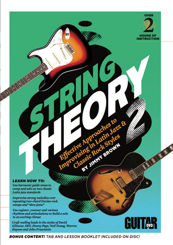 String Theory 2 DVD