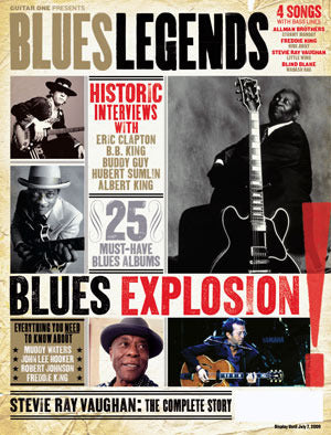 Guitar Legends - Blues Explosion