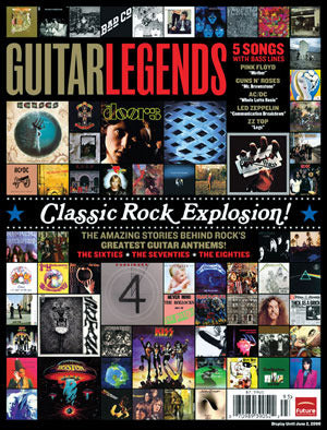 Guitar Legends - Classic Rock Explosion!