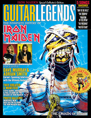 Guitar Legends - Iron Maiden