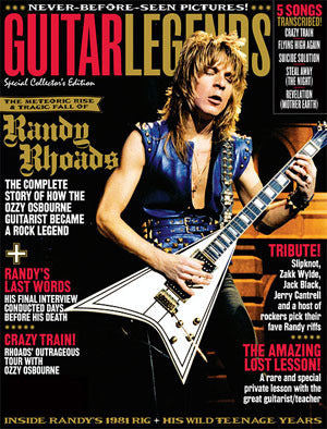 Guitar Legends - Randy Rhoads - NewBay Media Online Store