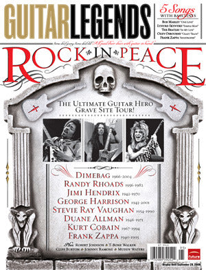 Guitar Legends - Rock In Peace