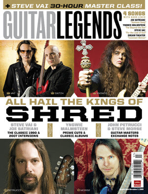 Guitar Legends - Kings of Shred