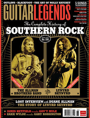 Guitar Legends - Southern Rock
