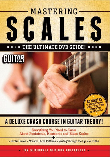 Mastering Scales DVD
