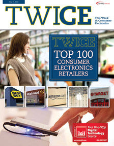TWICE Top 100 Consumer Electronics Retailers report - May 23, 2012