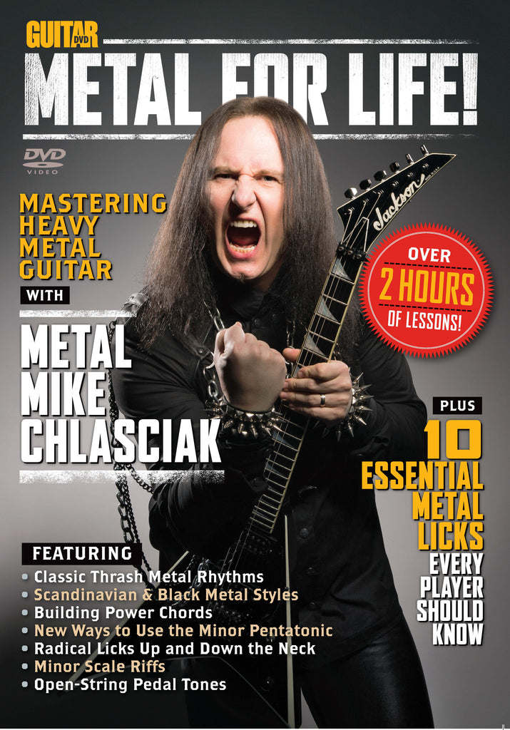 Metal For Life - NewBay Media Online Store