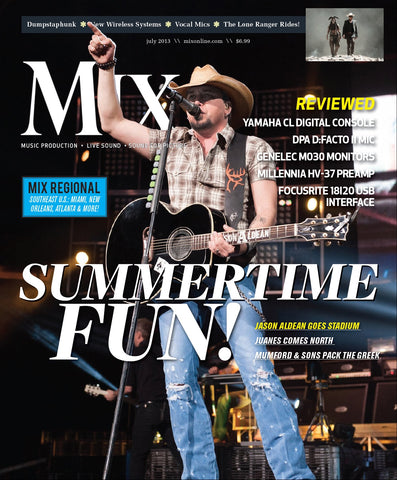 MIX - July 2013 - Jason Aldean - NewBay Media Online Store