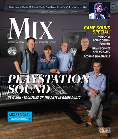 MIX - September 2013 - Playstation Sound - NewBay Media Online Store