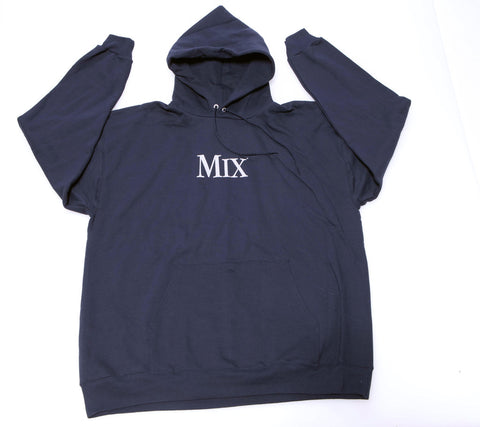 MIX Hoodie - Dark Navy - NewBay Media Online Store