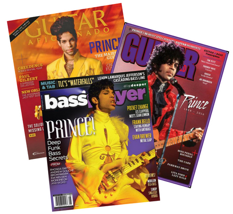 Prince Collector's Issues Bundle