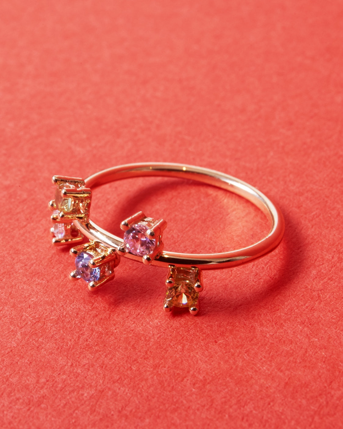 COLORI RING 9kt gold