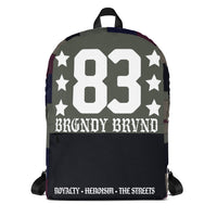BRGNDY BRVND 83 Backpack