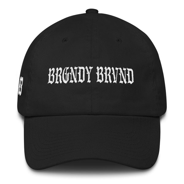 BRGNDY BRVND Signature Dad Hat