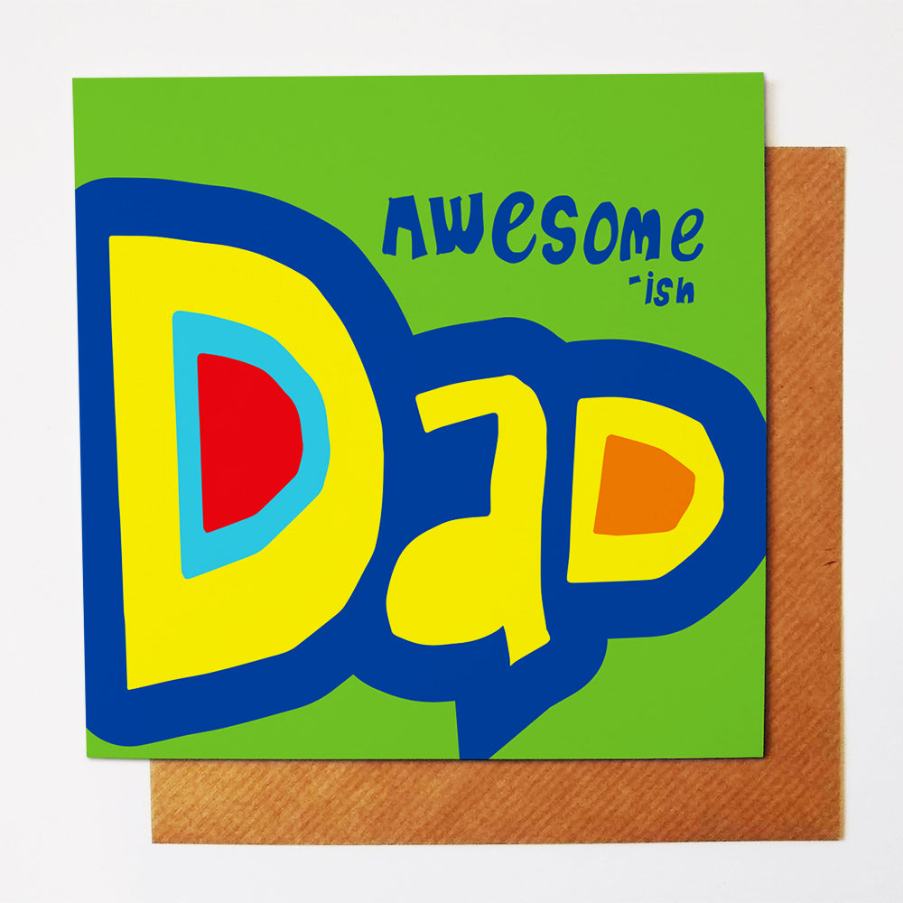 Awesome-ish Dad