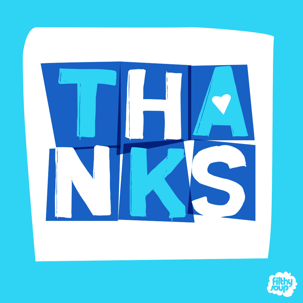 FREE 'Thanks NHS' Download
