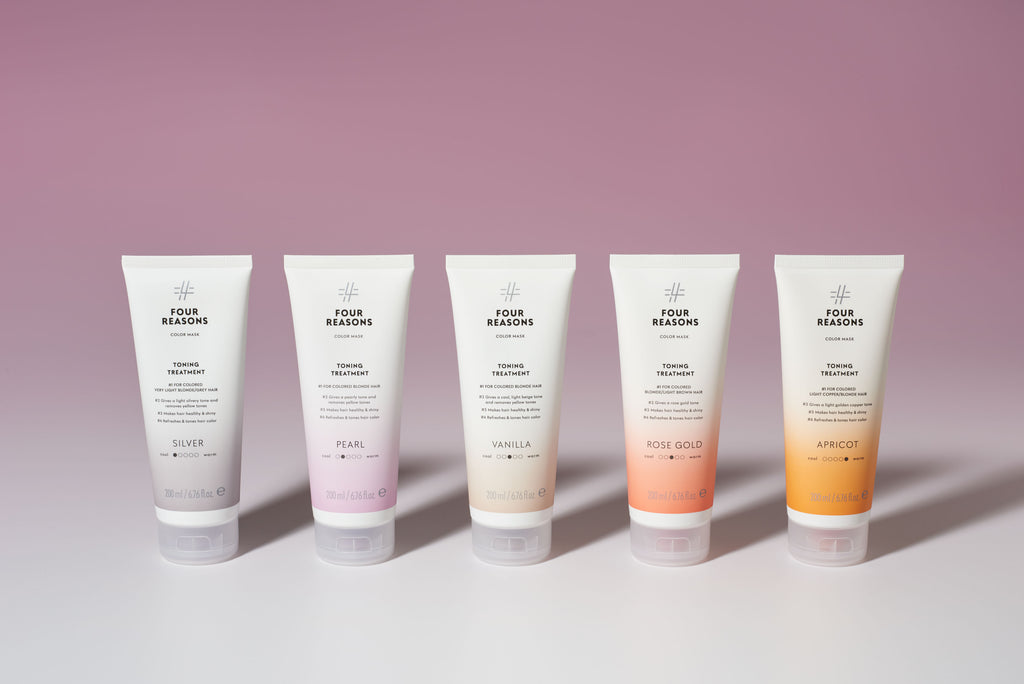 Four Reasons Color Mask toning Treatment