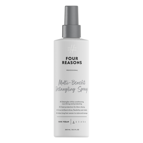 Four Reasons Professional Multi-Benefit Detanglilng Spray