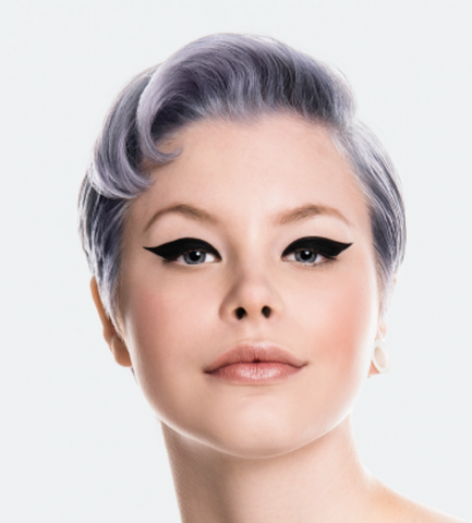 KC Professional Color Mask Art grey Diamond