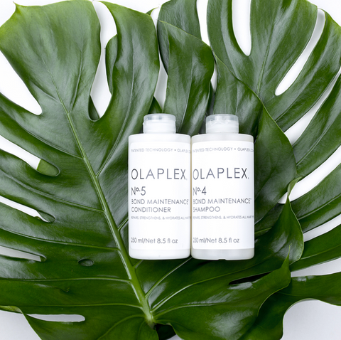 Olaplex no.4 Olaplex No. 5 Duo Treament Nordic Hair House Perfector verkkokauppa osta