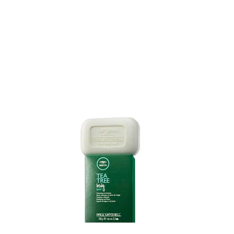 Paul Mitchell Tea Tree Body Bar 150g, virkistävä vartalosaippua nordic hair house