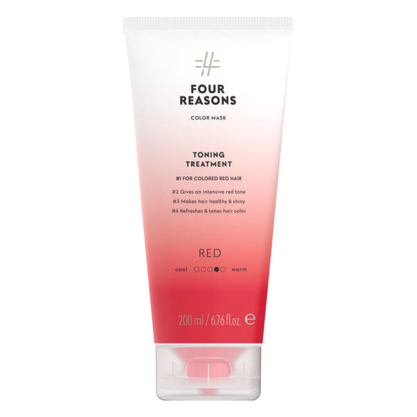 Four Reasons Color Mask Red 300 ml