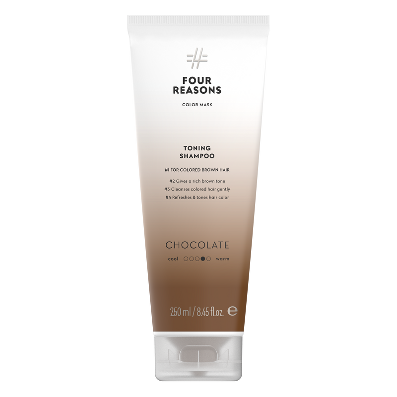 Four Reasons Color Mask Toning Treatment Chocolate, sävyttävä tehohoito, 200ml