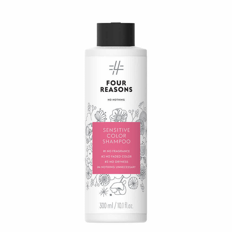 Four Reasons Sensitive Color Shampoo 300 ml