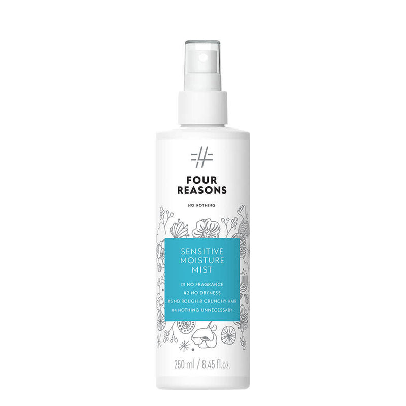 Four Reasons No Nothing Sensitive Moisture Mist 250 ml
