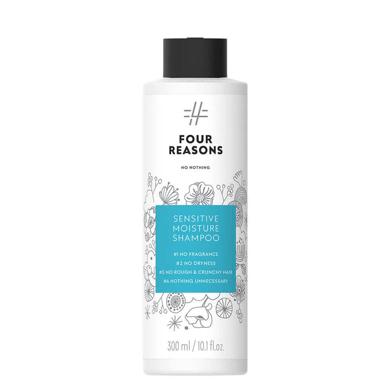 Four Reasons No Nothing Sensitive Moisture Shampoo 300 ml