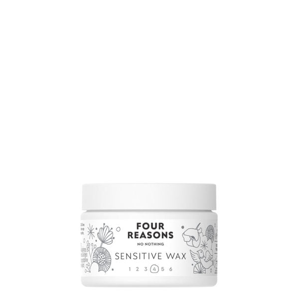 Four Reasons No Nothing Sensitive Wax 100 ml