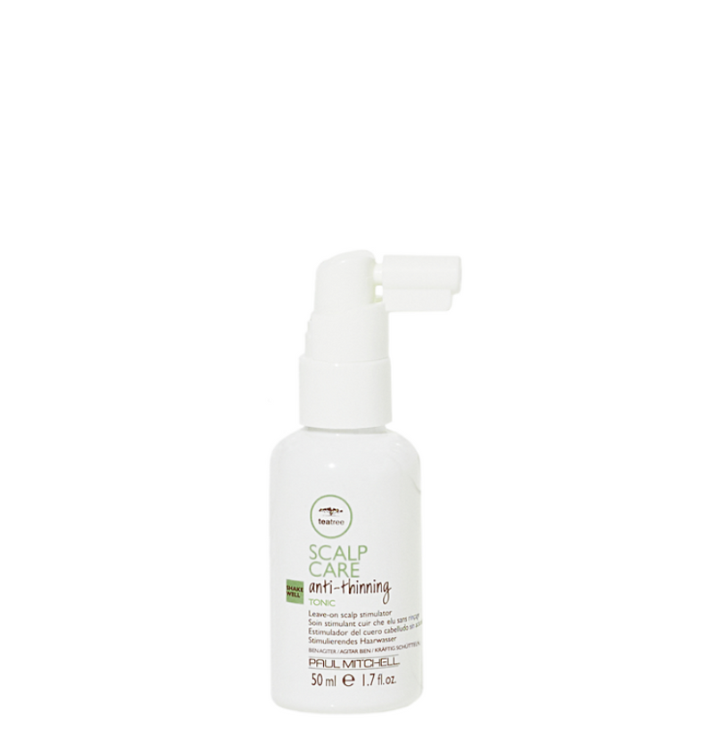 Paul Mitchell Tea Tree Scalp Care Anti-Thinning Tonic 50 ml, hiusten ohenemista ehkäisevä hoitoneste nordic hair house