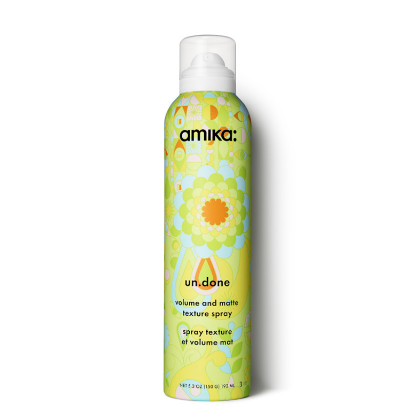 amika un.done volume and matte texture spray 192 ml, Rakennetta antava viimeistelysuihke nordic hair house verkkokauppa edullinen four reasons kcprofessional olapex
