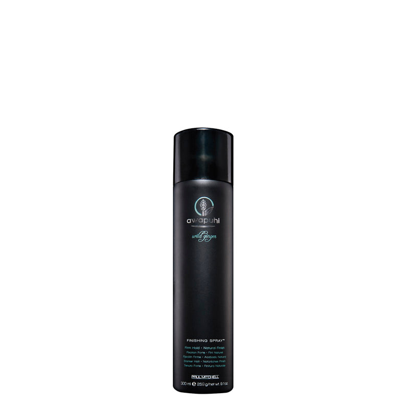 Paul Mitchell Awapuhi Wild Ginger Finishing Spray 300 ml, ylellinen viimeistelykiinne