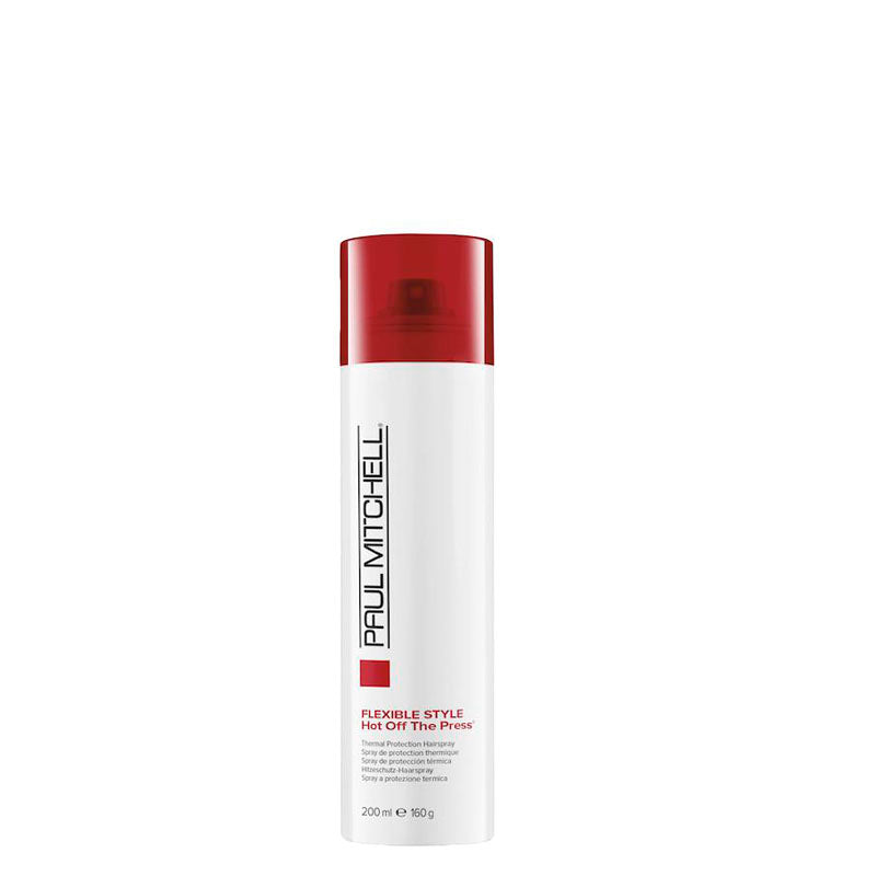 Paul Mitchell Express Style Hot Off The Press 200 ml, maailman paras lämpösuojasuihke suoristusrauta