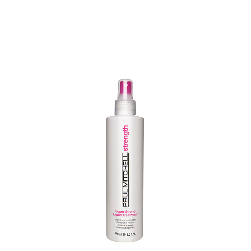 Paul Mitchell Super Strong Liquid Treatment 250 ml, vahvistava, rakennepaikkaava tehohoitosuihke nordic hair house