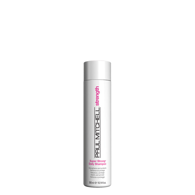 Paul Mitchell Super Strong Daily Shampoo 300 ml, vahvistava ja tuuheuttava nordic hair house